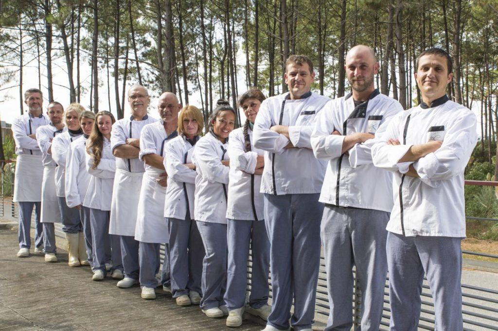 Équipe Éole, restaurant solidaire (2)